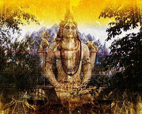 Buddha Shiva